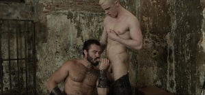gay Of Thrones - Jessy Ares and JP Dubois ass Love