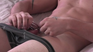 Trust Issues - Darin Silvers with Damien Stone butthole job