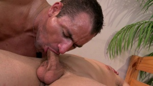 Being men About It - Dylan Roberts with John Jockson butthole Nail