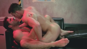 The End - Paddy O'Brian and Axel Brooks anal Hump