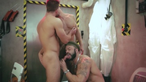 The End - Dato Foland with Paddy O'Brian anal Love