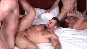 There's smth About Johnny - Ty Roderick, Johnny Rapid anal nail