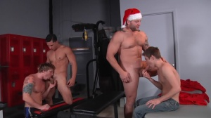 XXXMas - Johnny Rapid and Colby Jansen anal Nail