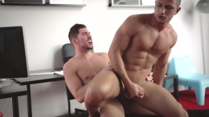The Cleaner - Leo Domenico with Dato Foland ass Hook up