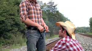 Going West - Johnny Rapid, Robbie Rivers anal bone