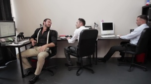 Fooling The Newbie - Jessy Ares and Donato Reyes ass Hump