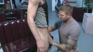 The new Exclusive - Colby Jansen and Duncan dark butt Nail