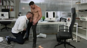 Defiance - Paddy O'Brian & Victor D'Angelo anal sex