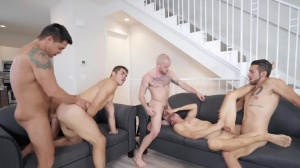 The Longest Erection Of My Life - Dante Colle, Colton Grey ass hammer