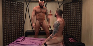 Art Of Domination - Jessy Ares with Tyler Berg butthole sex