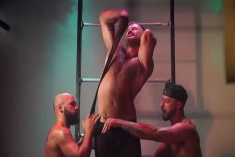 homosexual non-professional Muscle Hunks sucking And fucking