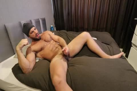 most Epic Jackoff sex cream flow Ever With Brock Jacobs