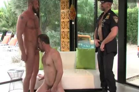 Dirk Caber, Max Sargent And Hunter Marx (PP2)