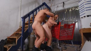 Patted Down Hard: bare - Alex Mecum American Nail