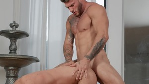 ass Ninja - William Seed with Calvin Banks American Sex