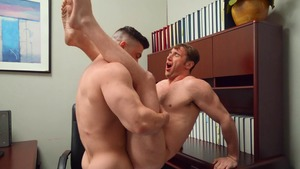 The Divorce Party: raw - Collin Simpson, Michael Boston American Hook up