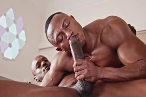 Two Blacks Have A Great bang With Creampie