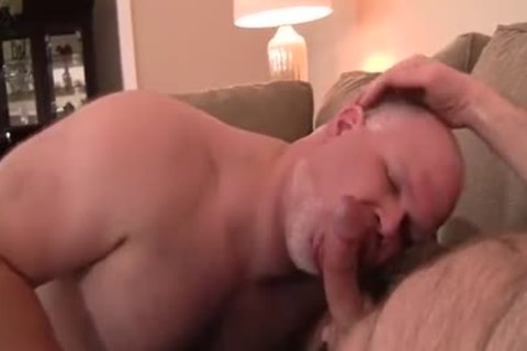 Daddy Engulfing & Getting nailed By handsome grandpa