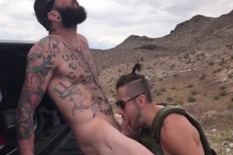 Dante Colle nails Johnny Hill bare On Shooting Range
