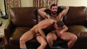 IconMale: Jake Nicola as well as Zayne Roman blowjob cum