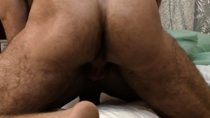 IconMale: Hairy Armond Rizzo & Brendan Patrick anal sex video