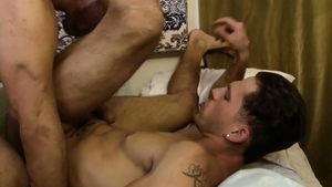 IconMale.com: Ramming hard with Max Sargent Roman Todd