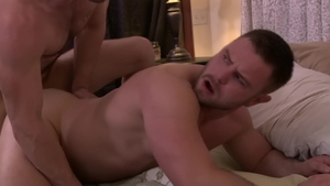 IconMale: Gay Billie Ramos really likes nailed rough in HD