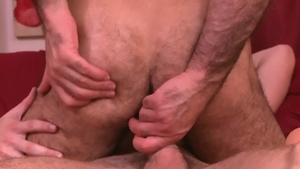 IconMale - Ramming hard & hairy mature Adam Russo