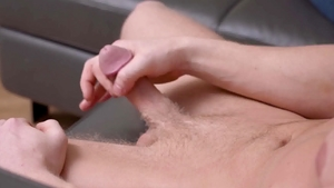NextDoorMale: Muscled John Evans helps with fucking hard