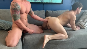 Next Door Homemade: Dakota Payne rimming scene