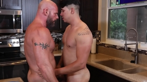 FamilyCreep.com - Piercing AJ Marshall goes for hard sex