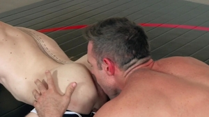 HotHouse: Alex Mecum in tandem with hairy Jacob Peterson