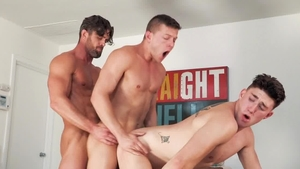 HotHouse - Wess Russel anal fucks