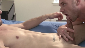 Falcon Studios: Couple Cole Streets smashed by Dylan Hyde