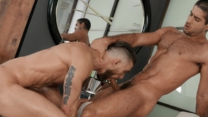 Drill My Hole - Doctor Diego Sans plowed by Ryan Rose